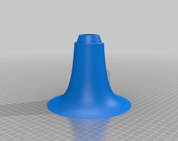 喇叭 3D模型  图3