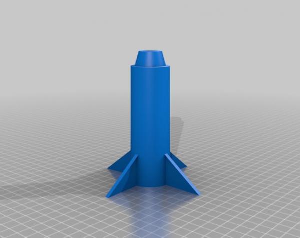 喇叭 3D模型  图4