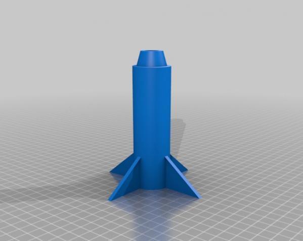 喇叭 3D模型  图5