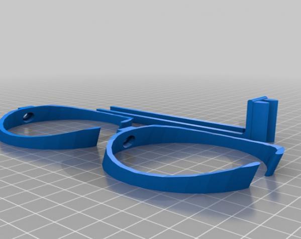 水壶架 3D模型  图1