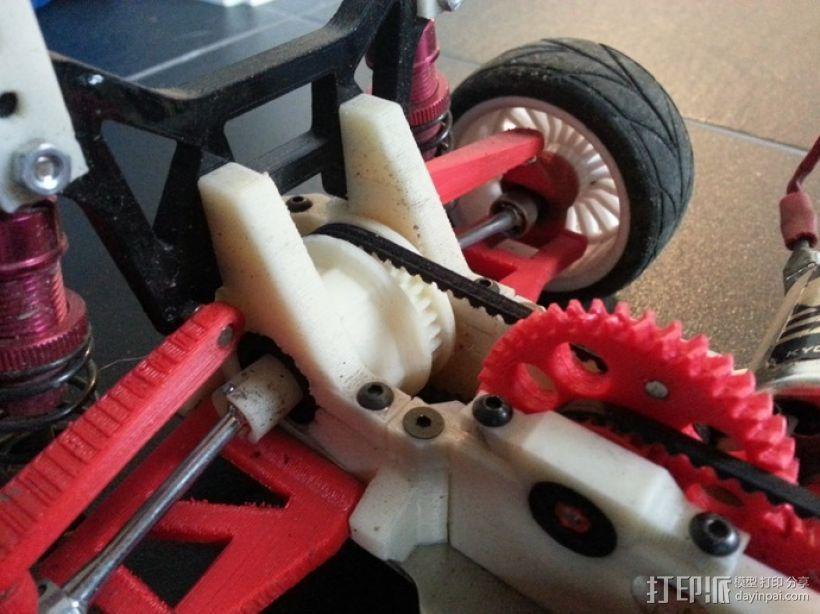 遥控车 3D模型  图7