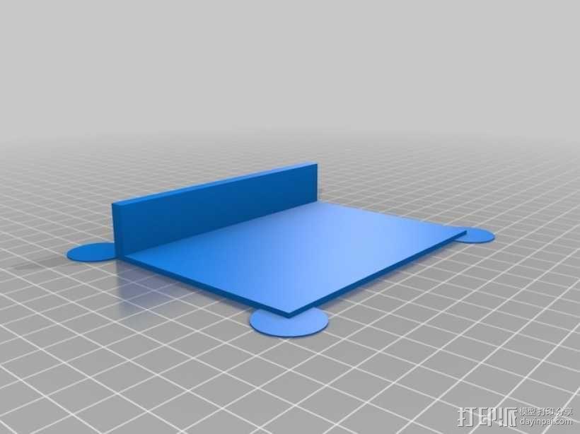 活动统计图 3D模型  图4