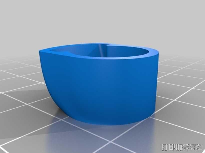 便携式鱼竿 3D模型  图10