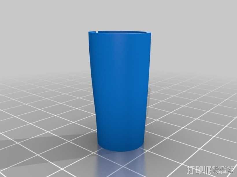 便携式鱼竿 3D模型  图11