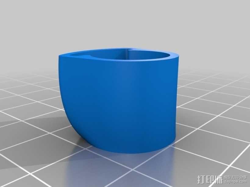 便携式鱼竿 3D模型  图13