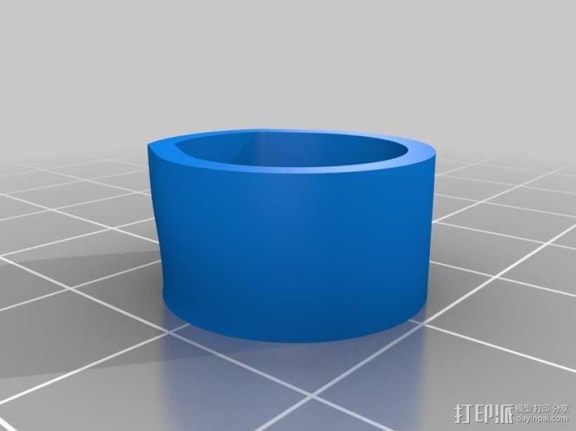 便携式鱼竿 3D模型  图19