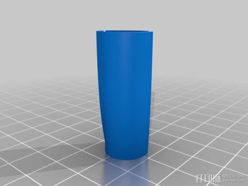 便携式鱼竿 3D模型  图20