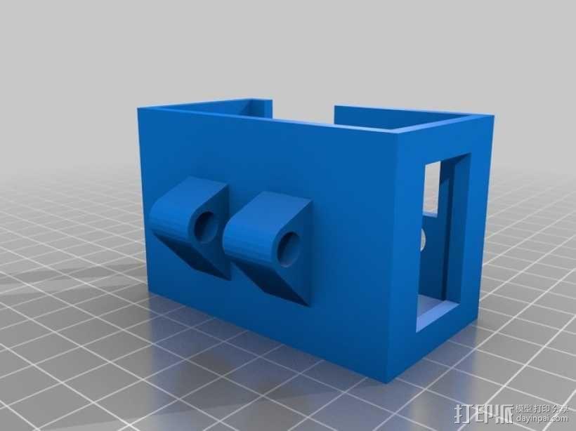四翼飞行器 3D模型  图13
