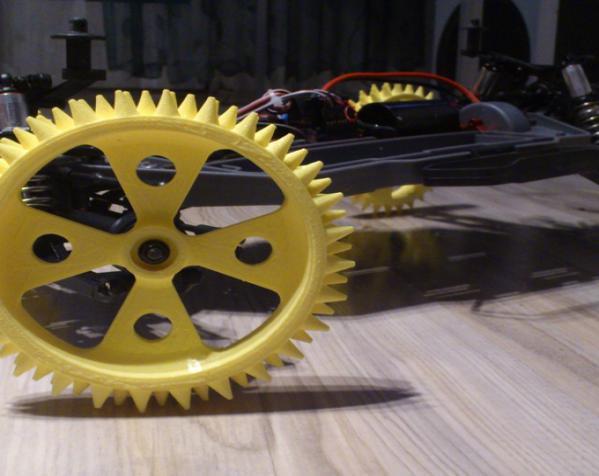 防滑车轮 3D模型  图4