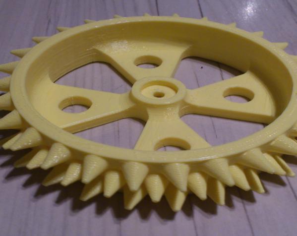 防滑车轮 3D模型  图6