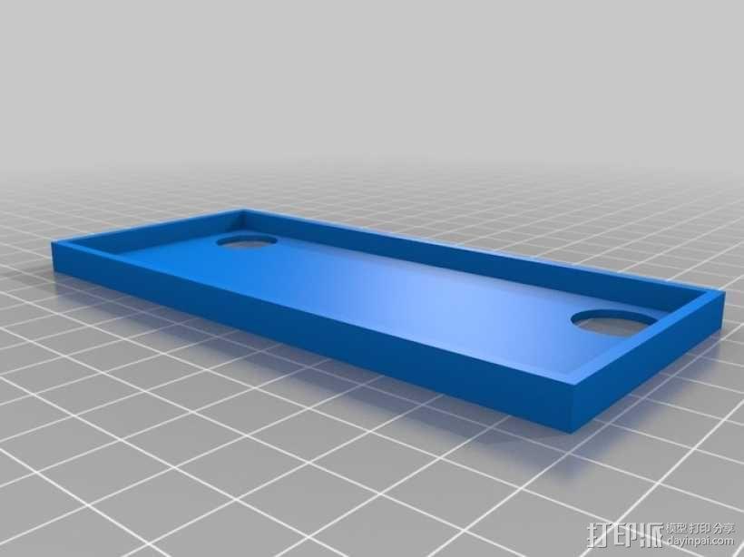 迷你音箱 3D模型  图3