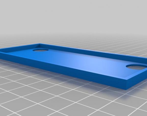 迷你音箱 3D模型  图5