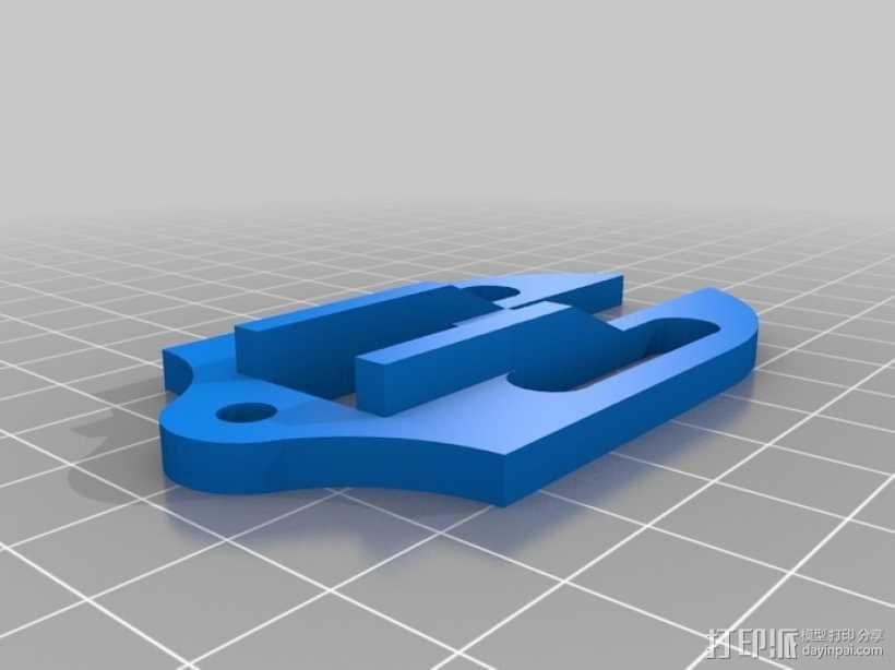 六足虫机器人 3D模型  图7