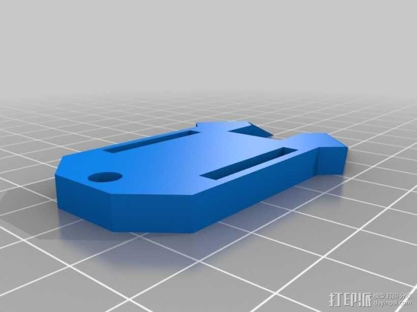 六足虫机器人 3D模型  图8