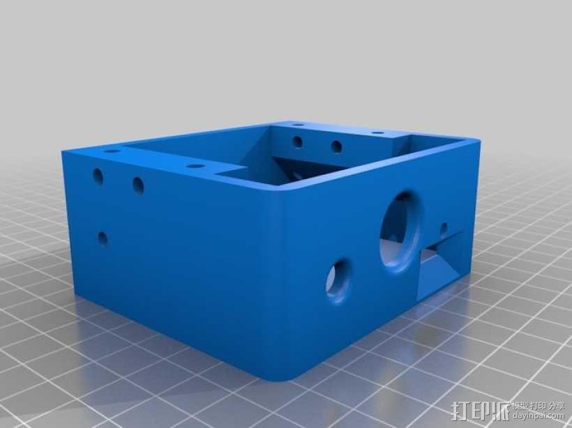 太阳能立体声音响 3D模型  图3