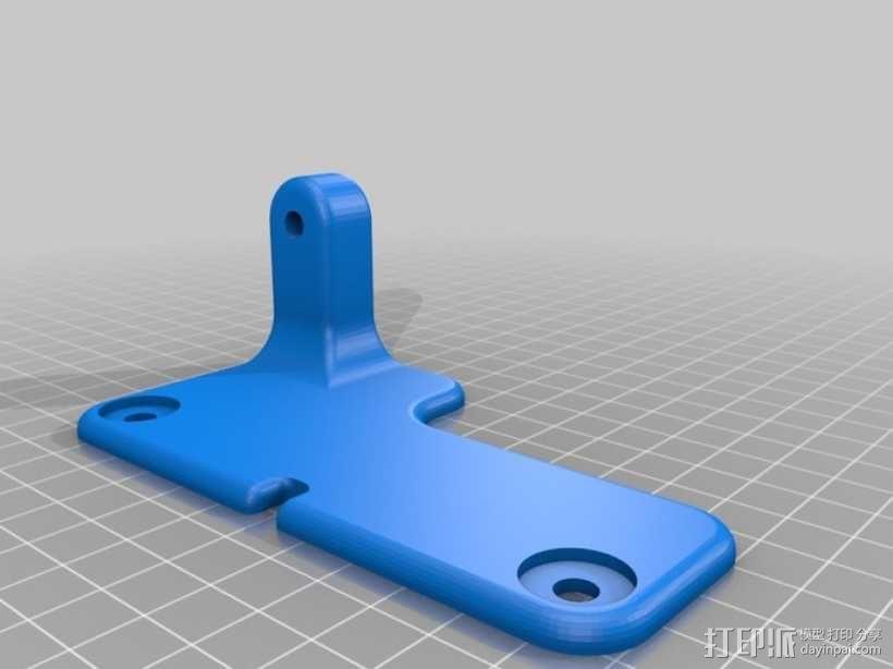 太阳能立体声音响 3D模型  图7
