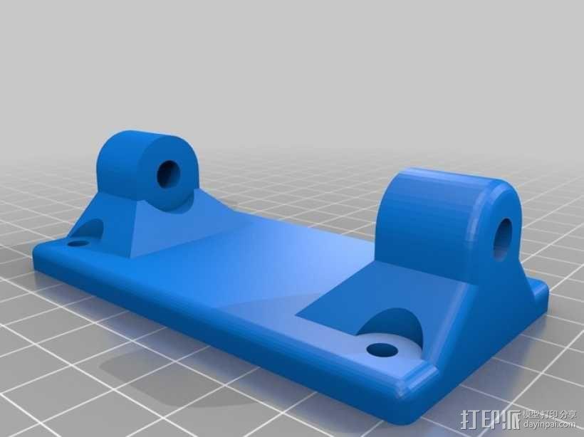 太阳能立体声音响 3D模型  图6