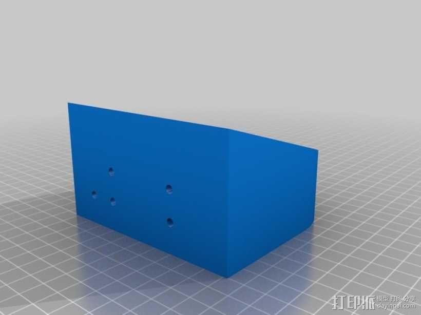 太阳能立体声音响 3D模型  图9