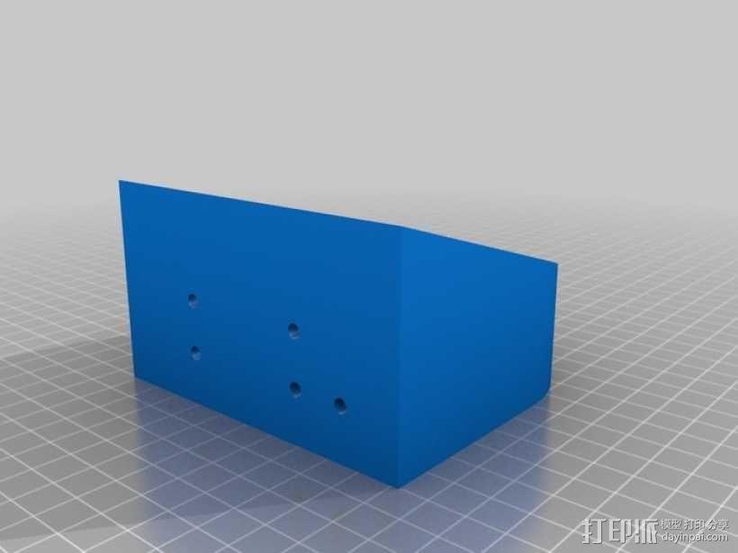 太阳能立体声音响 3D模型  图10