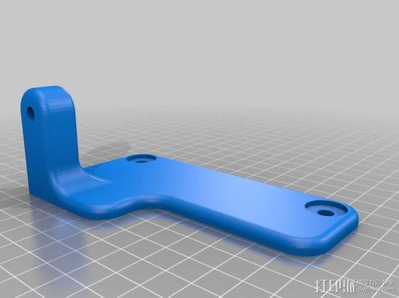 太阳能立体声音响 3D模型  图8
