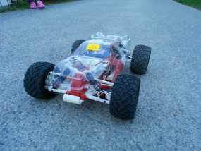 遥控车 3D模型