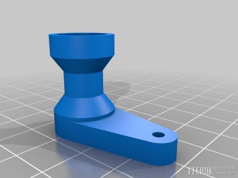 遥控车 3D模型  图12