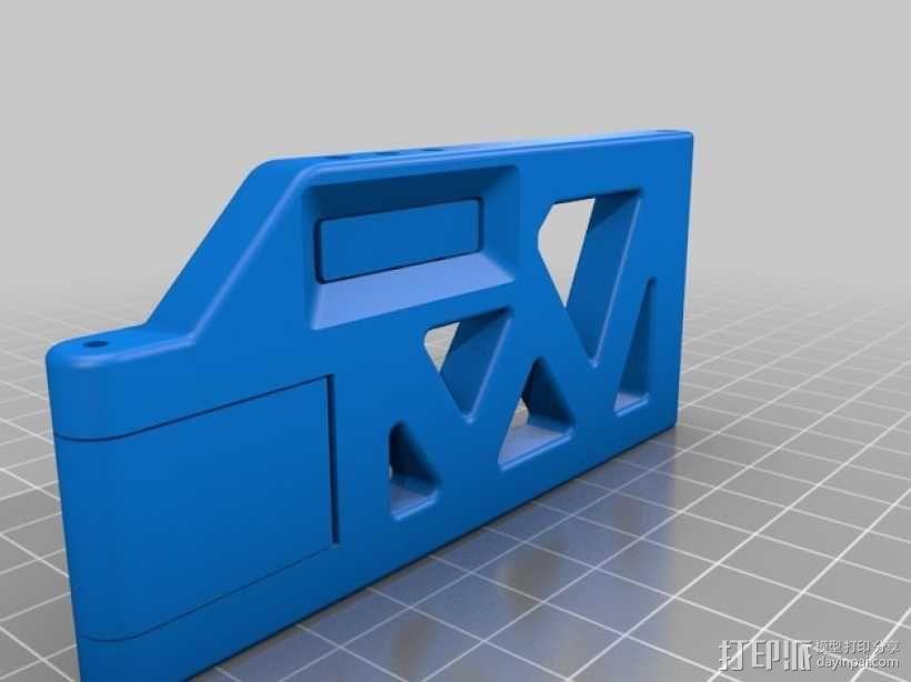 遥控车 3D模型  图24
