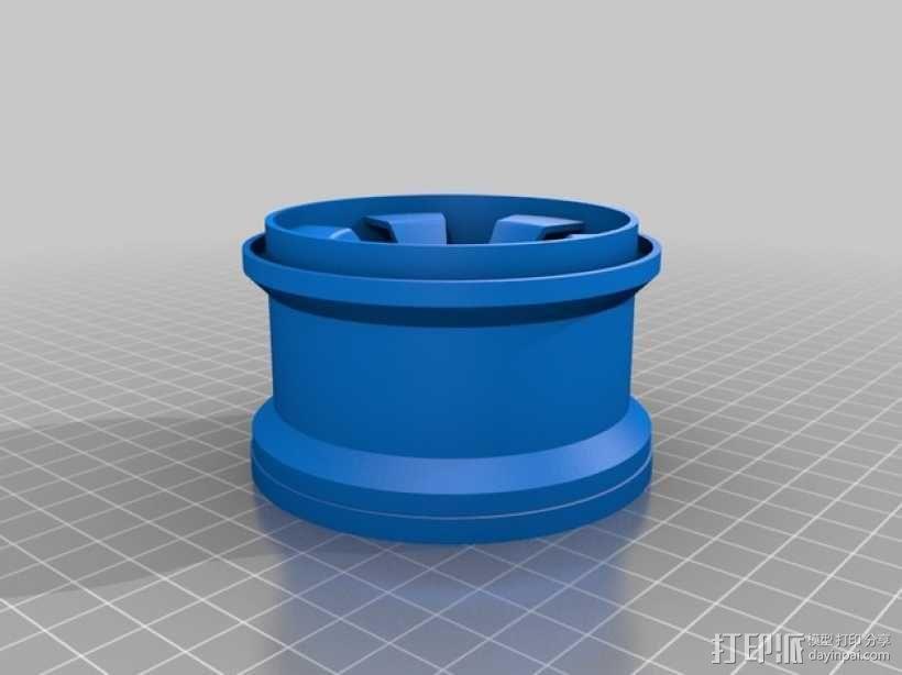 遥控车 3D模型  图36
