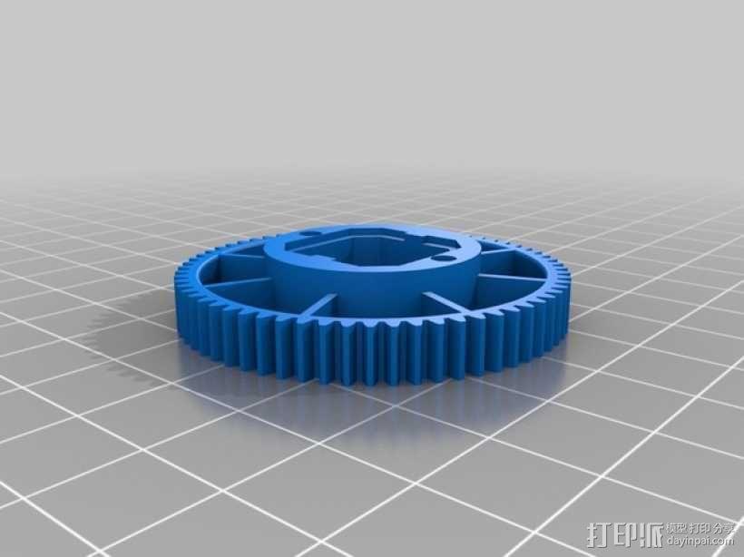 遥控车 3D模型  图47