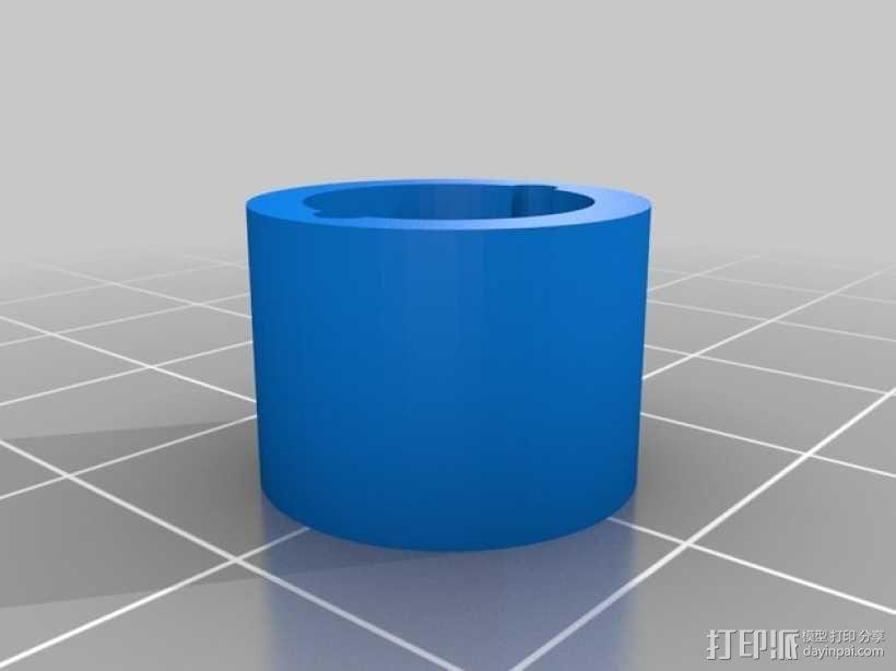 遥控车 3D模型  图53