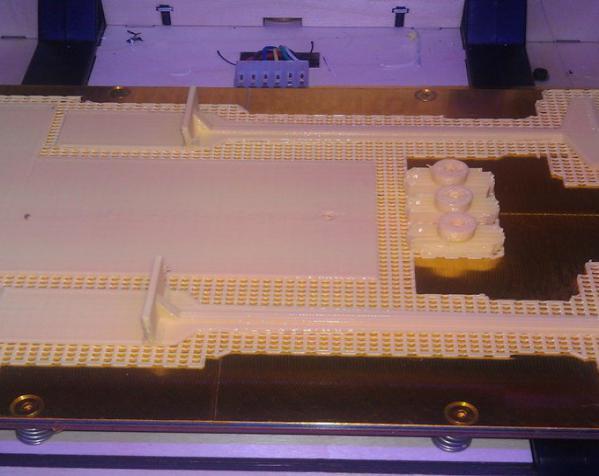 赛车车道 车道门 3D模型  图6