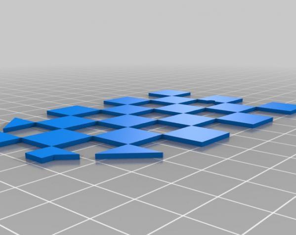 赛车车道 车道门 3D模型  图11