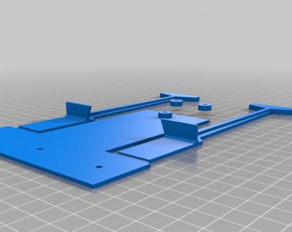 赛车车道 车道门 3D模型  图10
