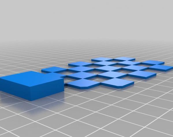 赛车车道 车道门 3D模型  图12