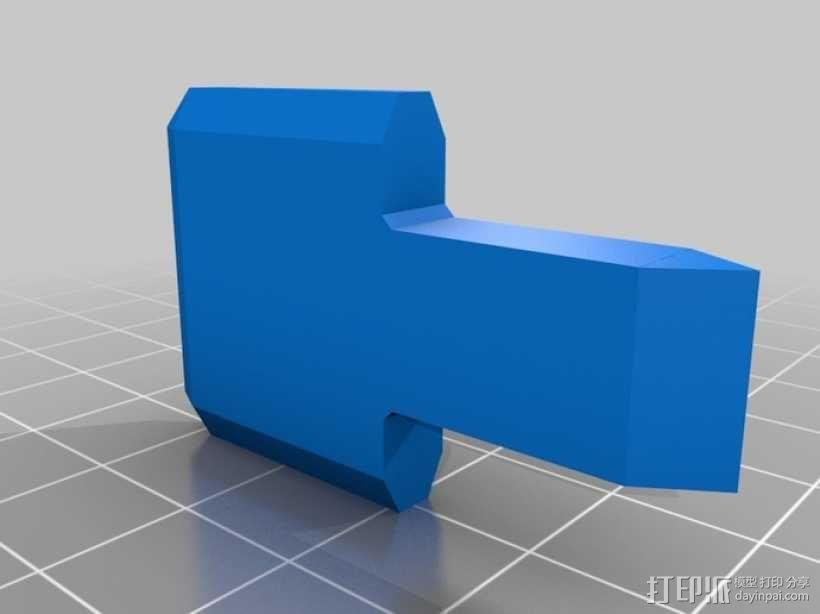 口哨 3D模型  图3