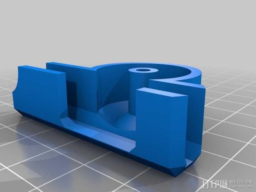 口哨 3D模型  图6