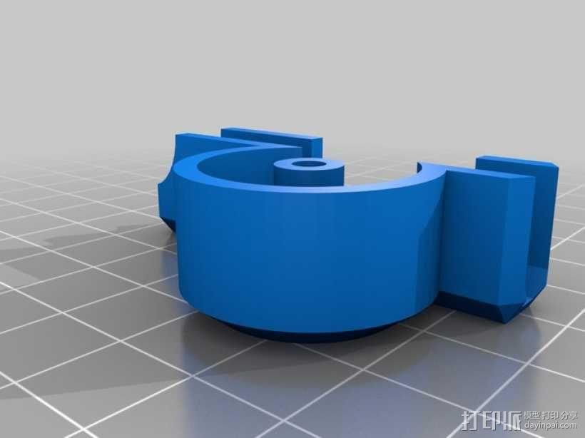 口哨 3D模型  图5