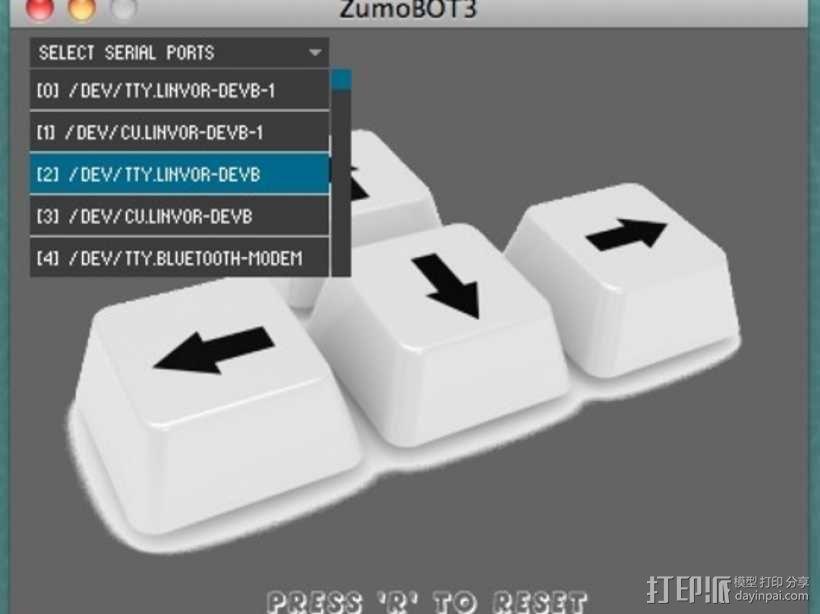 推土机 3D模型  图5