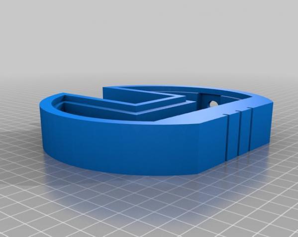 电吉他 3D模型  图3
