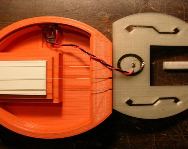 电吉他 3D模型  图7