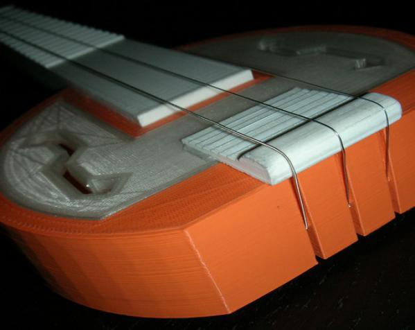 电吉他 3D模型  图9