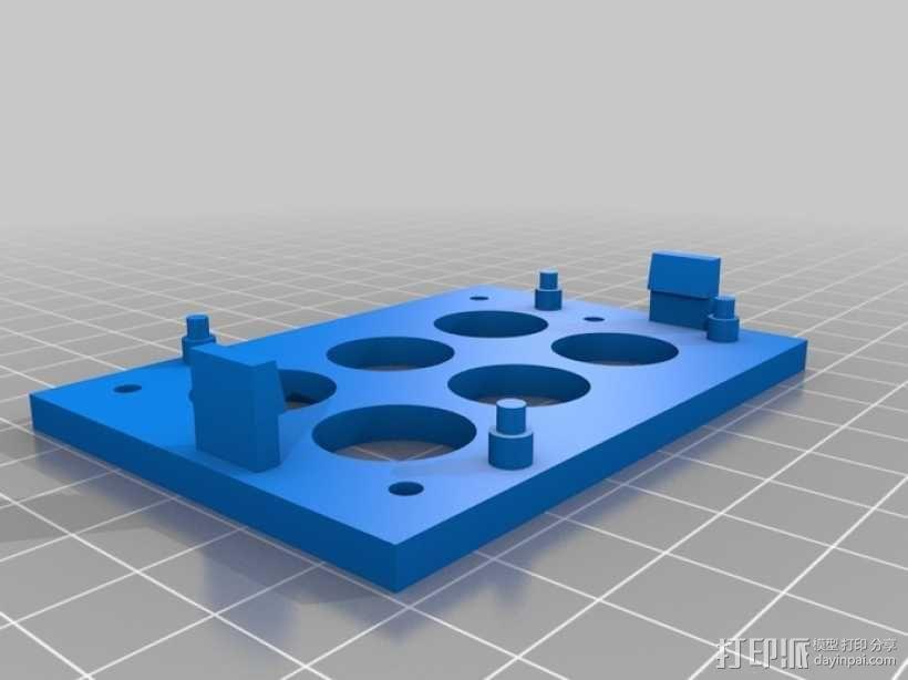 无线摄像机 3D模型  图2