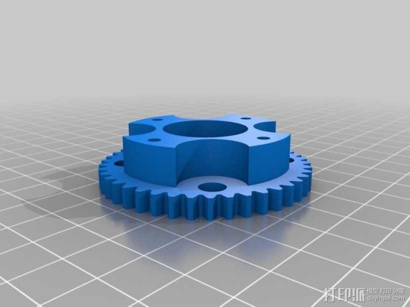 无线摄像机 3D模型  图6