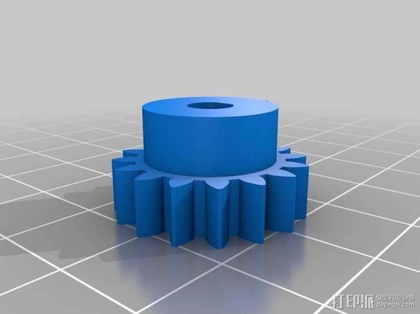 无线摄像机 3D模型  图9