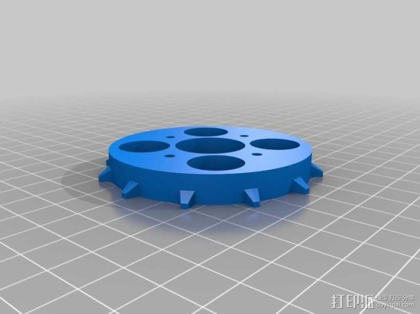 无线摄像机 3D模型  图11