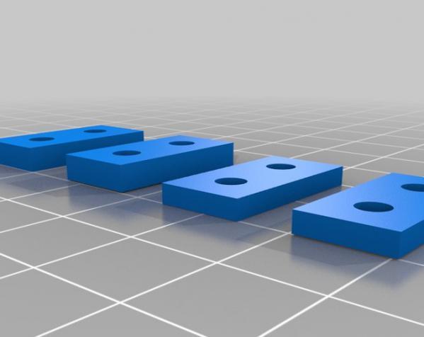树莓派控制器外壳 3D模型  图8