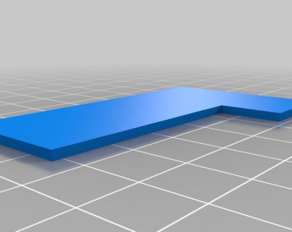 树莓派控制器外壳 3D模型  图11