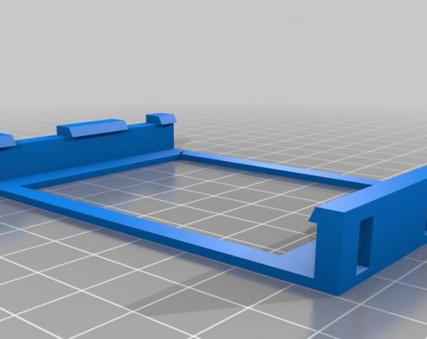 树莓派控制器外壳 3D模型  图15
