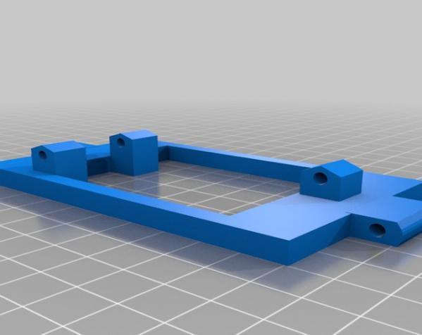 树莓派控制器外壳 3D模型  图16