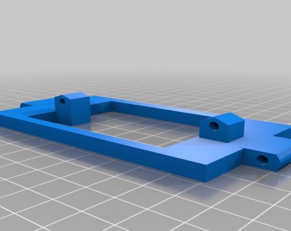 树莓派控制器外壳 3D模型  图19